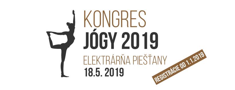 Kongres jógy Piešťany 2019