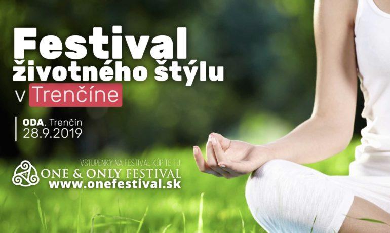 O čom bude jedinečný festival sebapoznania – One & Only 2019
