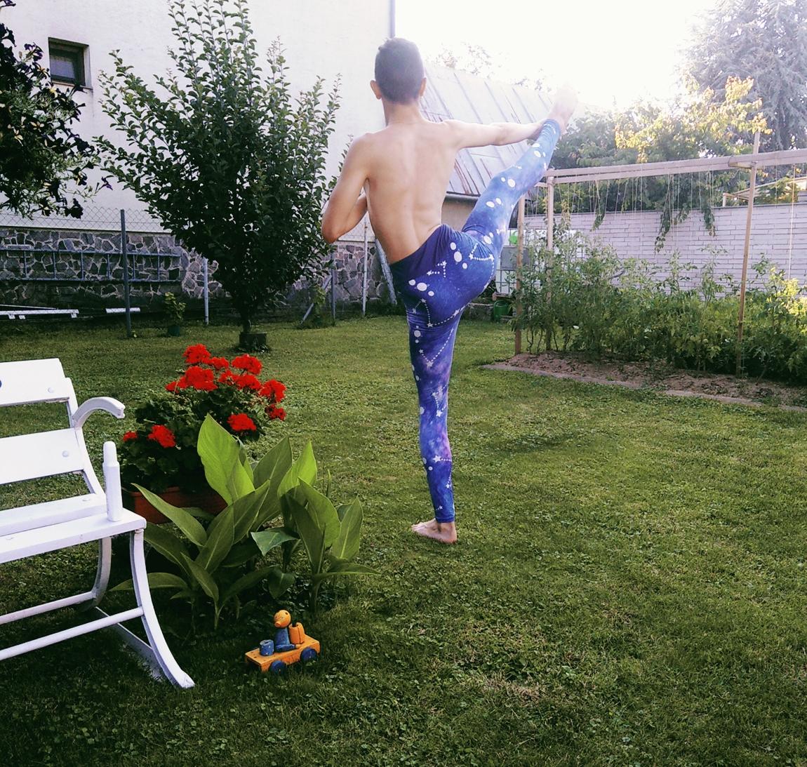 Ashtanga yoga for life