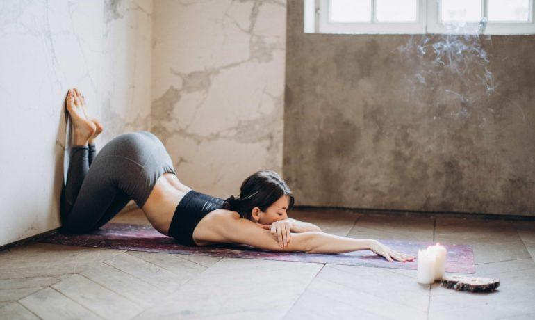 Ako si spríjemniť hodinu jogy?
